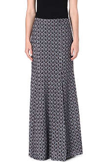 MISSONI Knitted maxi skirt