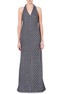 MISSONI Printed maxi dress