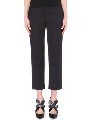 OSMAN Cropped trousers