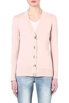 TORY BURCH Simone cotton cardigan