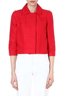 TORY BURCH Otto cropped jacket
