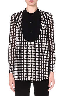 TORY BURCH Tammy polka-dot top