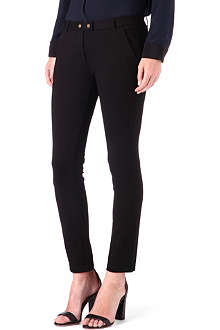 TORY BURCH Stretch-jersey trousers