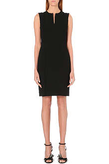 TORY BURCH Hillary crepe shift dress