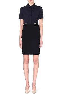 TORY BURCH Loretta stretch-cotton dress