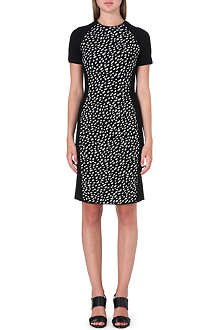 TORY BURCH Gemma knitted dress