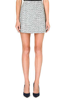 TORY BURCH Lucille tweed mini skirt