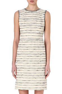 TORY BURCH Tweed shift dress