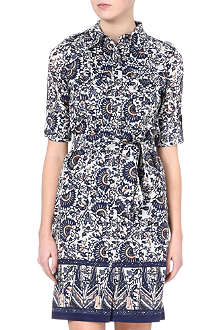 TORY BURCH Brigitte shirt dress
