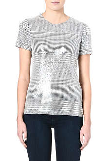 TORY BURCH Demi sequin top