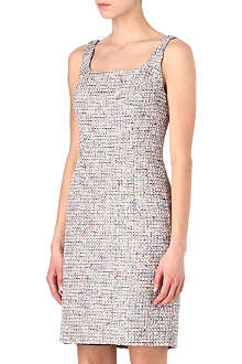TORY BURCH Emma tweed shift dress