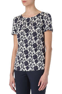 TORY BURCH Maddie silk top