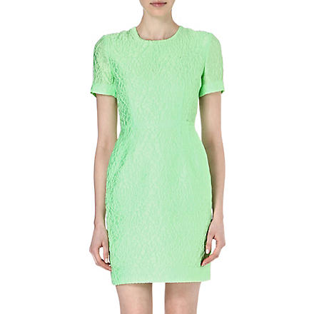 JONATHAN SAUNDERS Jacquard dress (Mint