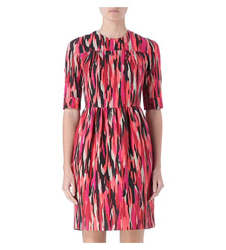 JONATHAN SAUNDERS Mila dress (Pollock pink/magenta