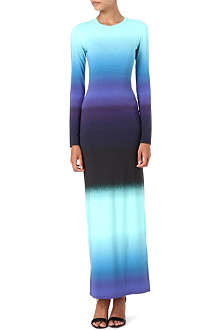 JONATHAN SAUNDERS Ombré maxi dress