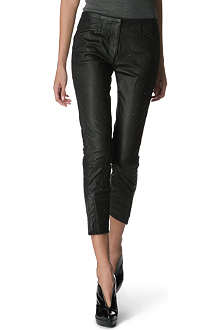 3.1 PHILLIP LIM Studded leather trousers