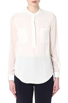 3.1 PHILLIP LIM Henley silk shirt