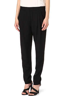 3.1 PHILLIP LIM Silk-twill trousers