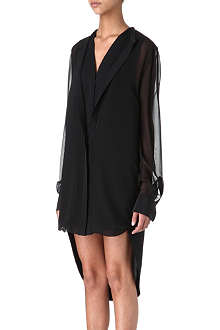 3.1 PHILLIP LIM Loop hem layer dress
