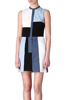 3.1 PHILLIP LIM Denim patch dress