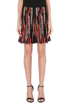 ISSA Maisier flared skirt
