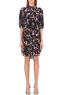 SALONI Jessabel Cloudbreaker silk dress