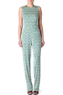 SALONI Printed jumpsuit