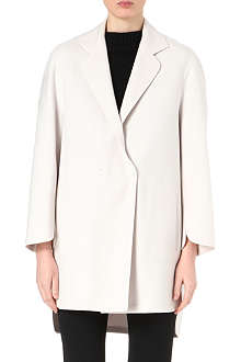 AGNONA Double-breasted cashmere coat