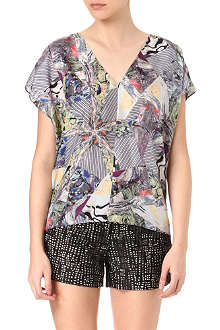 KELLY WEARSTLER Alchemy top