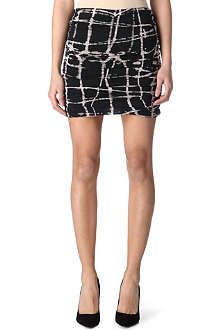 KELLY WEARSTLER Instinct printed skirt
