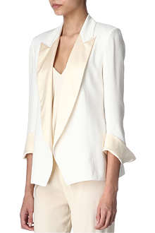 ALASDAIR Silk jacket