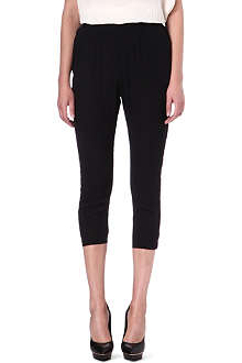 ALASDAIR Cropped hareem trousers