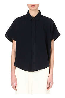 ALASDAIR Short-sleeved cotton shirt