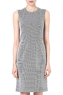INNAMORATO Jacquard shift dress