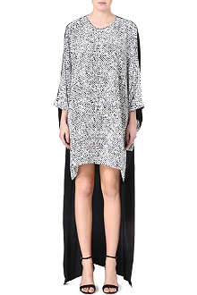 RICHARD NICOLL Stella tweed-print dress