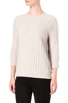 THE ROW Elise cashmere and silk jumper