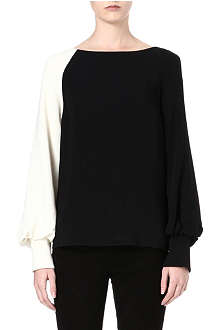 THE ROW Ilario long-sleeved top