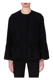 THE ROW Refla flared jacket