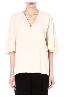 THE ROW Crepe top