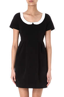 NO. 21 Peter Pan collar dress