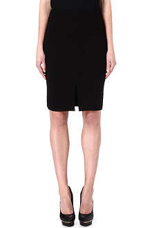L'AGENCE Wool pencil skirt
