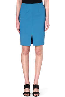 L'AGENCE Centre-split pencil skirt