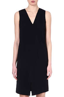 TIBI Asymmetric wrap dress