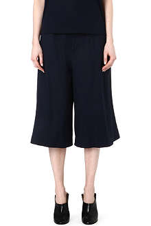 ADAM LIPPES Stretch-cotton culottes