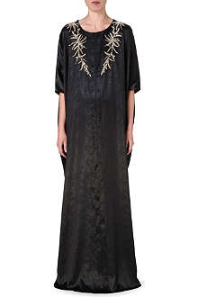 RAGHDA TARYAM Embellished maxi dress
