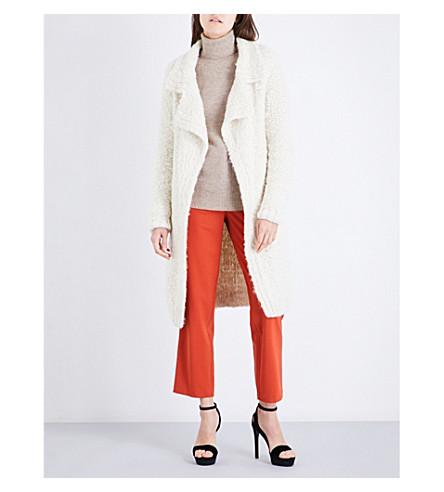 GABRIELA HEARST Shaheen open-knit cashmere cardigan (Ivory