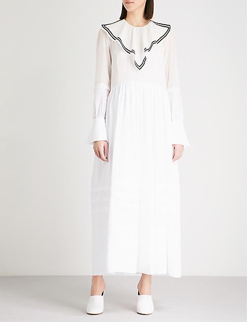 Philosophy Di Lorenzo Serafini sailor dress Cheap Sale Lowest Price wBUFfvl96Q