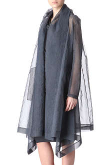 DONNA KARAN Organza evening cover-up