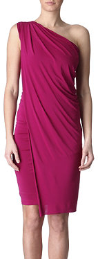 DONNA KARAN One-shoulder dress