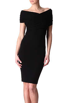 DONNA KARAN Off-the-shoulder dress